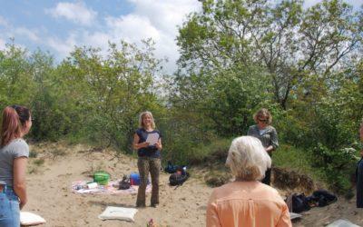 Persoonlijk leiderschap in de duinen